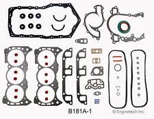 Buick 3.0L & 3.8L (85-88) EngineTech Full Gasket Set   B181A-1