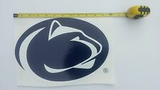 Penn State Vinyl Window Sticker Decal – 12 X 8