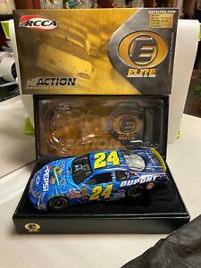 Action Jeff Gordon #24 2005 Monte Carlo Elite 1:24 Star Wars/Pepsi Diecast Car