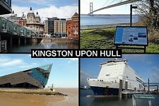 YORKSHIRE FRIDGE MAGNET - HULL