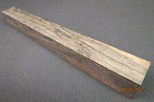 "Ebony Lumber 1 7/16"" x 14"" Turning Stock Cues Calls Pens Figured!"