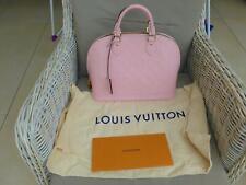 Louis Vuitton Handtasche Damentasche Alma PM MV Rose Ballerine Vernis