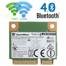 2.4+5G 433M 802.11AC Bluetooth4.0 Wireless Mini PCI-E Card For Realtek RTL8821AE