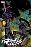 Amazing Spider-Man 56 COVER C VS ALIEN MARVEL COMICS 1/6/2021 PRESELL HOT NEW!!!