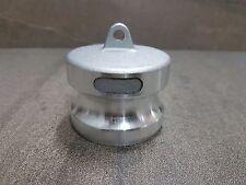 """2"""" Dust Plug Camlock - Type DP - Aluminium - Camlocks - (50mm)"""