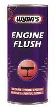 WYNNS ENGINE FLUSH ADDITIVE PETROL & DIESEL CLEANS ENGINE REMOVES DEPOSITS 425ml
