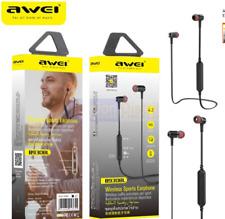 Awei B930BL Wireless Sport Bluetooth 4.0 Sweatproof Headset Earphone Headphone