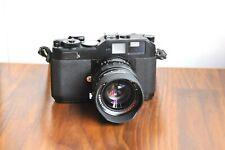 EPSON R-D1s (Leica M mount) CCD Sensor Rangefinder camera w/ VC Nokton 35mm f1.2