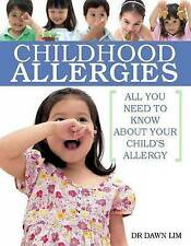 All You Need to Know About Childhood Allergies, Very Good, Dr. Dawn Lim Book