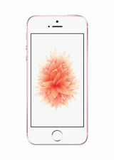 Apple iPhone SE - 32GB - Rose Gold (Unlocked) A1662 (CDMA + GSM)