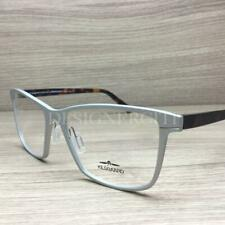 Kilsgaard by Bonnelycke 60 0/1 Eyeglasses Matte Silver Havana Authentic 55mm