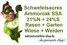 SSA Schwefelsaures Ammoniak 25 kg