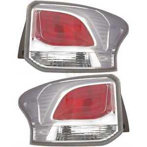 Rückleuchte Set aussen für Mitsubishi Outlander III GG_W GF_W Bj. 8.2012->>