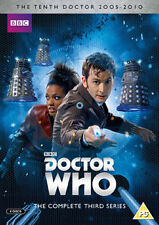 DOCTOR WHO - THE COMPLETE SERIES 3 - DVD - REGION 2 UK