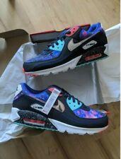 NEW Authentic Nike Air Max 90 Supernova Galaxy Blue 2020 CW6018-001 Mens Size 9