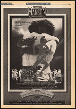THE TERRY FOX STORY__Original 1983 Trade AD movie promo/ poster__CHRIS MAKEPEACE