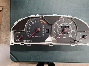 Honda Prelude 96-01 5 Gen Jdm Sir Auto Instrument Speedo Panel 201204 kms