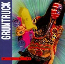 1993 Gruntruck Push CD Roadrunner Records Great Condition Free Ship