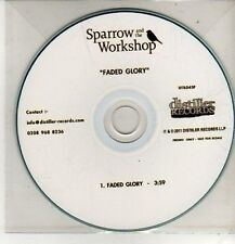 (CM733) Sparrow And The Workshop, Faded Glory - 2011 DJ CD