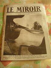 Le miroir 1918 Jeanne d'arc   REIMS CANTIGNY