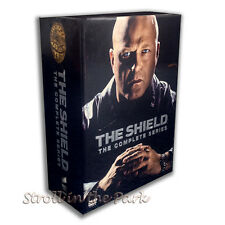 The Shield: Complete Series Michael Chiklis Seasons 1 2 3 4 5 6 7 Boxed DVD Set