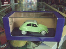 VOITURE TINTIN CAR Citroen 2 CV L'affaire Tournesol no 006 by ATLAS