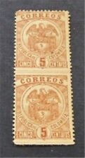nystamps Colombia Stamp Used Imperf Error