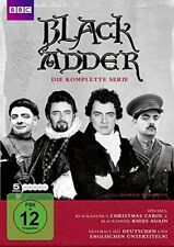 5 DVD-Box ° Blackadder ° die komplette Serie ° NEU & OVP ° [Black Adder]