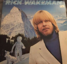 Rick Wakeman - Rhapsodies - 1979 - Vinyl - Rock - Prog - Yes