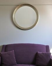 Antique Style Wall-Mounted Round Decorative Mirrors