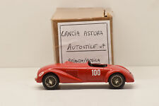 KIT MONTÉ LANCIA ASTURA GP MODENA 1939 BRIANZA / BOSICA AUTOSTILE 1/43 ÉTAT NEUF