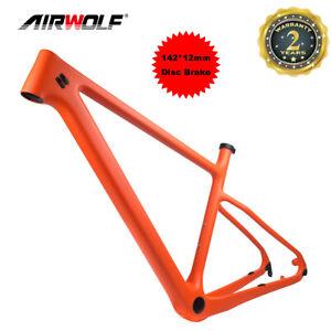 T1000 Carbon Frame 29er Rigid Mtb Mountain Bike Frames Disc Frameset S/M/L/XL