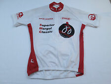 Mens Curve SMC Race Leader Superior Classic Mountain Bike Cycling Jersey Sz L