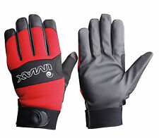 IMAX Oceanic Gloves 100 WP Breath Red Original Fishing Clothing 43366 M