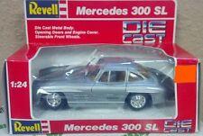 1954 Mercedes 300 SL Silver 1/24 scale NIP New Vintage RARE Classic Vintage RARE