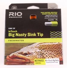 Rio Big Nasty Sink Tip WF7 F/H/I/S3 Fly Line Free Fast Shipping 6-21936