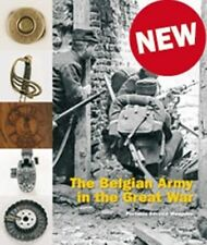 THE BELGIAN ARMY IN THE GREAT WAR PART 2 PORTABLE SERVICE WEAPONS