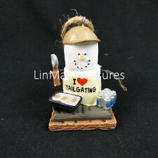 S'mores Tailgating Ornament Burgers on Grill 6 pack ready Midwest CBK