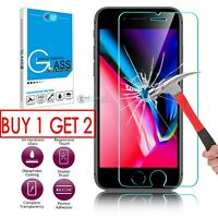 iPhone 8 Plus Tempered Glass Screen Protector - CRYSTAL CLEAR /LK