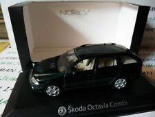 voiture 1/43 NOREV : SKODA OCTAVIA Combi break vert