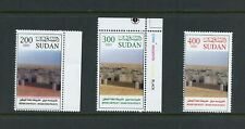 Y212 Sudan 2005 Merowe Dam Project 3v. Mnh
