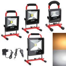 LED Batería Proyectores Reflector Linterna Foco de Reflexión Luz Lámpara Trabajo