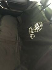 New listing Excellent American Kennel Club Hammock Style Car Seat Cover Black