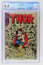 Thor #154 - Marvel 1968 CGC 6.5 1st Appearance of Mangog. Ulik Appearance. Half