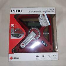 Eton Frx3 Hand Turbine Am/Fm/Weather Radio - Charges Devices!
