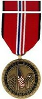 Cold War Commemorative Medal and Ribbon