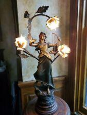 Art Noveau figural Greek Goddess  lamp SOLD OUT!