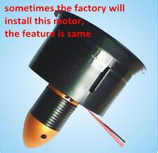 64mm  Electric Ducted Fan Set RC models EDF Installed Brushless kv4500 Motor 3S
