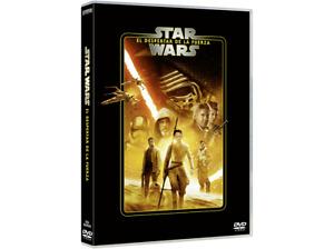 Star Wars: El Despertar de la Fuerza (Episodio VII) (Ed. 2020) - DVD