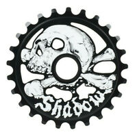 SHADOW CONSPIRACY CRANIUM SPROCKET 25t BMX BIKE SKULL FIT CULT SE SUBROSA BLACK